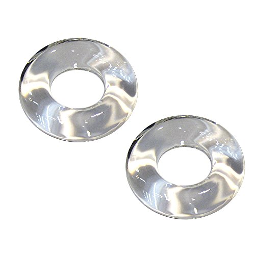 TACO Metals TACO Outrigger Glass Rings (Pair)