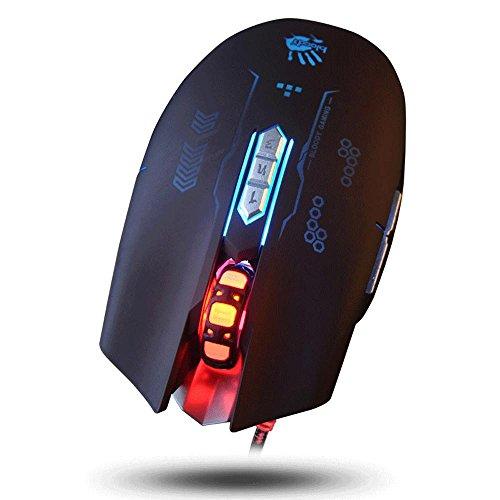 A4Tech Blutige A80wca2016Offizielles Lizenzprodukt eSports gewidmet High-End 4000DPI Gaming-Maus