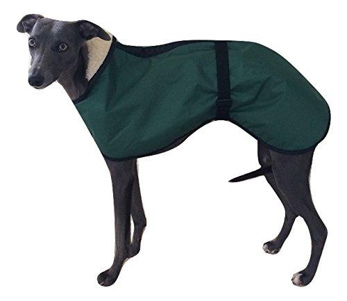 Whippet Wear 101 Abrigo Perro 4 Colores Forro Polar