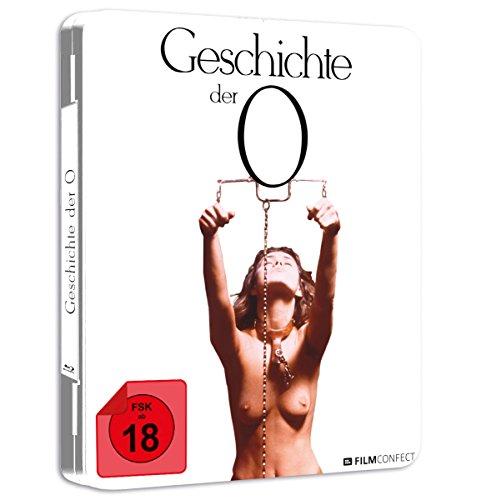 Bild von Geschichte der O (Steel Edition) (Motiv Fessel) (+ DVD) [Blu-ray] [Limited Edition]