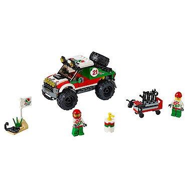 Lego City - 60115 - Fuoristrada 4 x 4