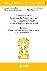 Khagnes 2016 : Corneille, Marivaux, Hugo, Céline