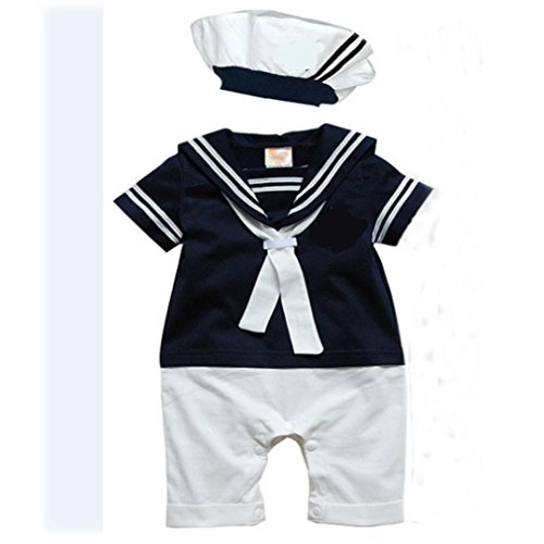 ouneedr-barboteuse-chapeau-bebe-coton-manches-courtes-marine-bebe-conjoint-costume-marin-95cm-bleu-f