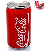 Preisvergleich für Spardose cm.8,6x 16h Coca Cola Master
