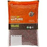 Pro Nature 100% Organic Red Rajma, 1kg