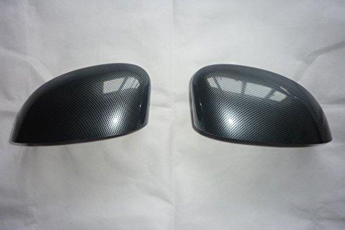 Preisvergleich Produktbild Connis Limited f500mccf Kohlefaser Tür Spiegel Bezüge