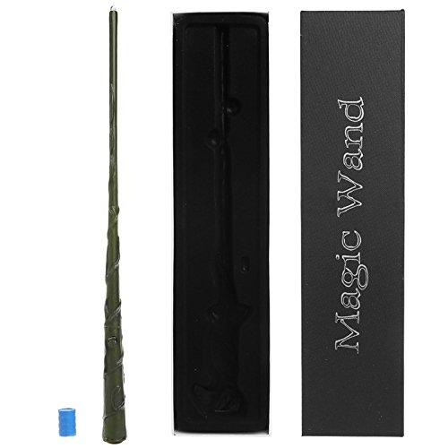 Kofun Zauberstab mit LED-Licht, aus der Kollektion Heiligtümer des Todes, Harry Potter, Hogwarts-Geschenke, Hermione, 33-35 cm