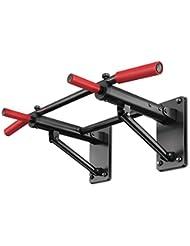 Barras de dominadas Pull-ups Barras Paralelas Individuales para Paredes Interiores Pull-ups Barras