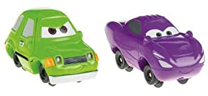 Fisher Price GeoTrax Disney Cars 2 - Talking Holley Shiftwell Vehicle with Acer