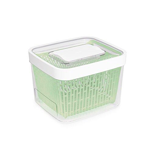Gas-single Kühlschrank (OXO Good Grips Greensaver Frischhaltebox 4 l)