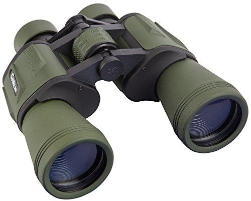 VTK Nature - Binocolo 10 x 50, lenti ottiche HD, per escursionismo, caccia, osservazione degli uccelli, della fauna, astronomia, sport