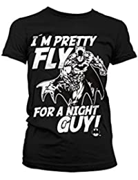 Officiellement Marchandises Sous Licence I´m Pretty Fly For A Night Guy Femme Tee