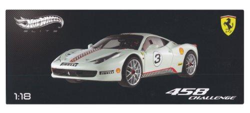 Hot Wheels - Modelo a escala (12x30x12 cm) Elite WX5487
