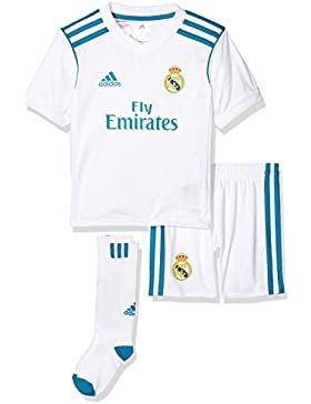 adidas Kinder Real Madrid Mini-heimausrüstung Fußballdress