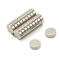 Packung mit 31 Magneten First4magnets TDSP-1 D/ünne Scheibenmagneten Selektionspackung