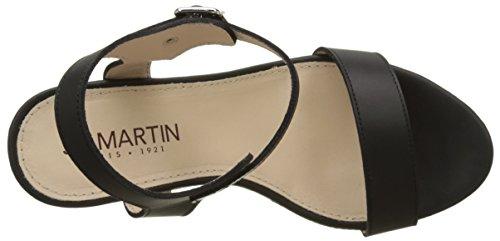 Jb Martin Damen Ravage E17 Knöchelriemen Noir (V Garn Noir/T Lie Nat/T Arty Multi)