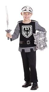 Amscan - Disfraz de caballero para niño, talla 3-5 años (CCS00003)
