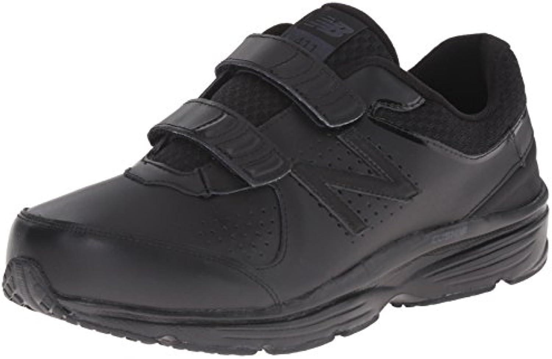nouveau solde   mw411h v2 cush nb chaussures, 11 largeur royaume uni largeur 11 4e, noir b00v3qq036 p are nt f4364a