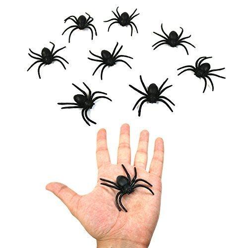 Halloween Spinnen. Perfekt Tisch Dekoration Für Für Partybeutel / Geschenk - 16