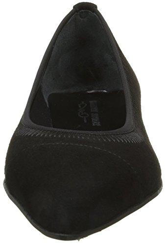 ELIZABETH STUART Xem 300, Ballerines Femme Noir (Velours Noir)