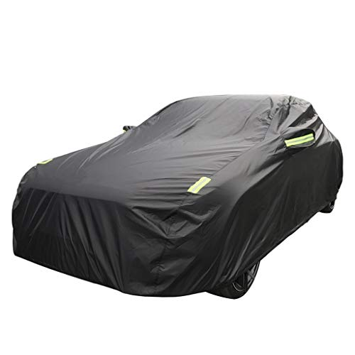Car Cover Compatible with Audi S6 Car Cover .Aluminized Film Car Cover Thickening Upgraded Style Suitable for All Weathers
