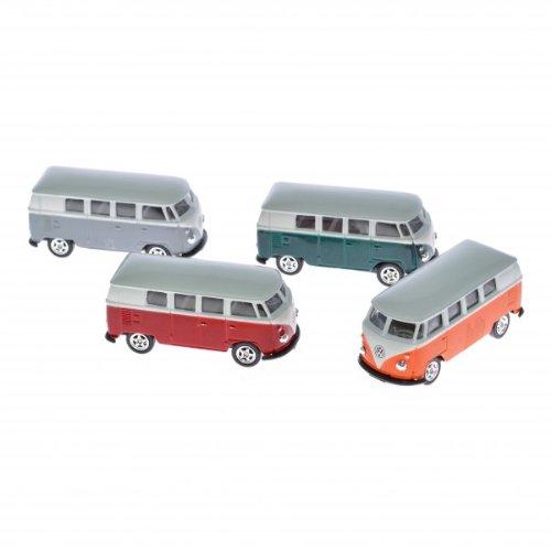 Modellauto VW T1 Bus 1963 ca. 7,5cm Vw Mini