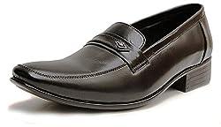 Guava Leather Formal Shoe - Black