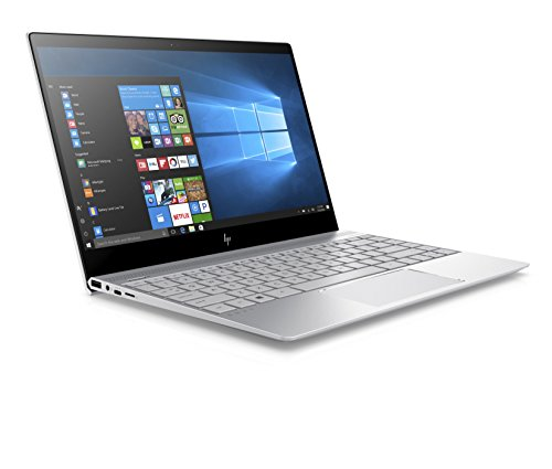 HP ENVY 13-ad015na 13.3-Inch FHD Laptop - (Intel Core i7-7500U, 8 GB RAM, 360 GB SSD, NVIDIA GeForce MX150 Graphics 2 GB Dedicated, Windows 10 Home) - Natural Silver
