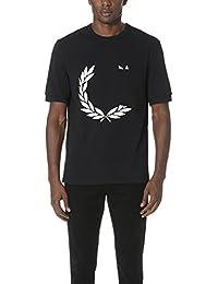 Freddy - T-shirt - Homme noir noir