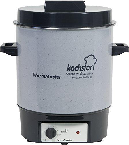 """Kochstar 99105035 Einkochautomat """"Warm Master"""" ohne Zeitschaltuhr 35 cm"""