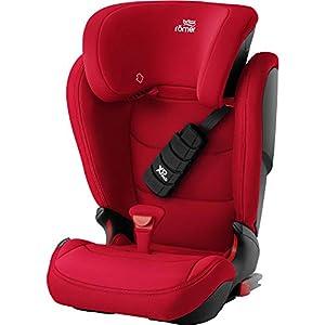 Britax Römer car seat 15-36 kg, KIDFIX Z-LINE Isofix Group 2/3, Fire Red   5