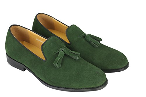Xposed - Mocassini uomo Olive Green