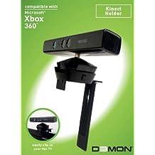 Xbox 360 - Kinect TV-Halterung (compatible con Xbox 360 y PS3) [Importación alemana]