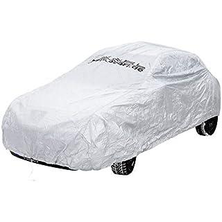 PEARL Kfz Vollgarage: Premium Auto-Vollgarage für Kleinwagen, 406 x 165 x 119 cm (Auto Schutz)
