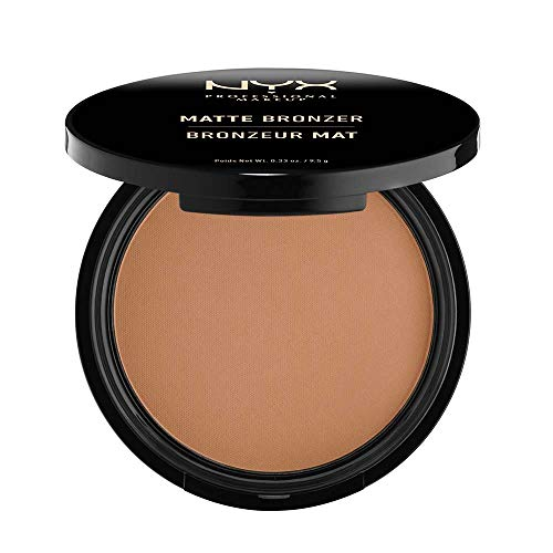 NYX Matte bronzer, Medium, 1er Pack 1 x 9.5 g