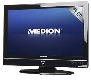 Medion Life P15082 80 cm (32 Zoll) LCD-Fernseher (HD-Ready, DVB-T) schwarz