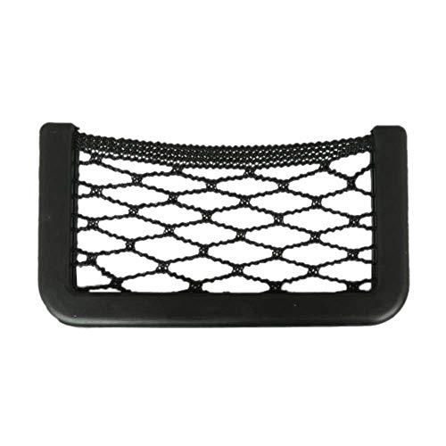 ZHIXX MALL Mini Netztasche mit Klettverschluss Gepäckn… | 06404360494990