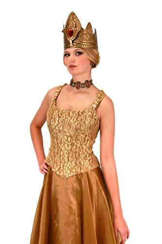 Adult Costume Queen Crown