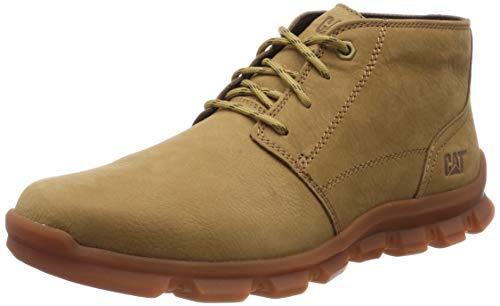 CAT Footwear Herren PREPENSE Chukka Boots, Braun (Sand Light Brown), 44 EU Caterpillar Ankle Boot