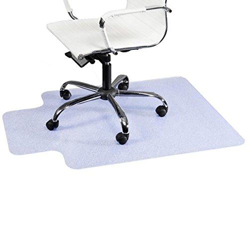 Bodenschutzmatte Stuhlunterlage Bürostuhlunterlage Unterlage 900*1200*1.5mm