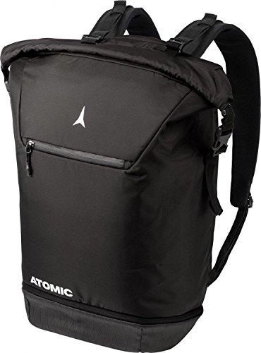 ATOMIC AL5038120 Bolsa de Viaje, Enrollable, Poliéster, Unisex, Negro, 35 litros, 52 x 37 x 27 cm