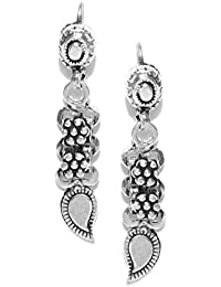 Ahilya .925 Sterling Silver Drop Earrings