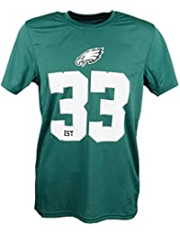 New Era Philadelphia Eagles New Era T Shirt NFL Team Supporters tee Green -  L d8bfaf3f20e