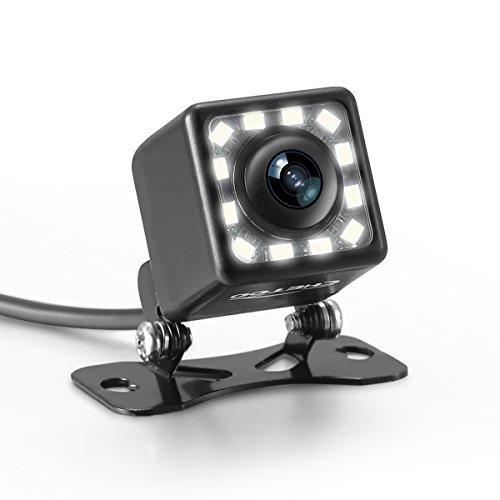 Rückfahrkamera Auto mit Nachtsicht 170°Winkel Wasserdicht