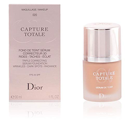 Dior Capture Totale Fdt Serum 3D Beige Moy, 1er Pack (1 x 1 Stück)