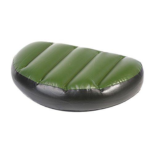 Dilwe Sitzboot Sitzkissen PVC Pad Badespielzeug Aufblasbare Kissen Boot Floß Komfortable Rest Zubehör für Camping Angeln Rudern