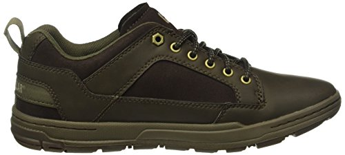 Caterpillar Jameson, Baskets Basses Homme Marron (Dark Brown)
