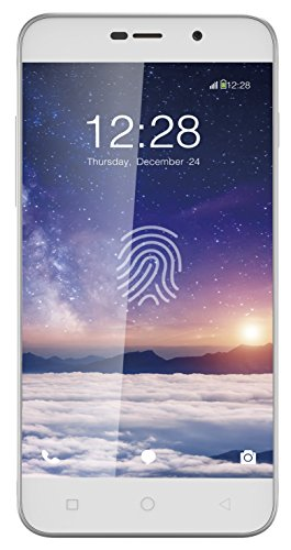 Coolpad Note 3 Lite (Glacier White, 16GB)