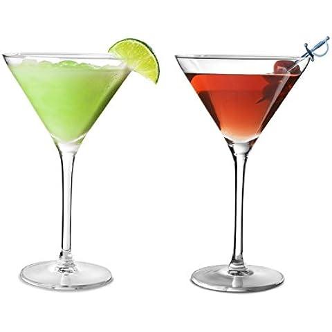 ROYAL LEERDAM Bicchiere da cocktail per Martini, 260 ml, confezione da 6