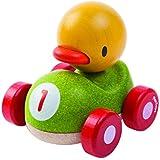 PlanToys - Pato el Piloto, coche de juguete (5678)